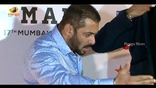 Salman Khan Angry On Media Over Award Wapsi | Intolerance Effect | Mango News