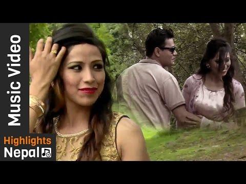 Jhipi Nimha | New Newari Song 2016/2073 | Dabal Shakya, Deepa Maharjan