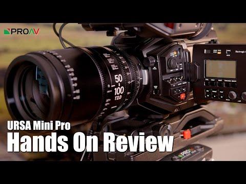Xxx Mp4 Blackmagic URSA Mini Pro Hands On Review 3gp Sex