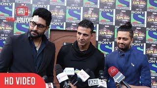 The Kapil Sharma Show | Housefull 3 Team | Akshay, Riteish, Abhishek, Jackie Shroff | On Location
