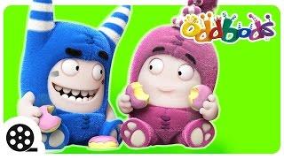 Cartoon | Oddbods - Food Fiasco #1 | Cartoons For Children