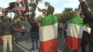 Vidéo : le fascisme en pleine recrudescence en Italie?