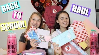 BACK TO SCHOOL HAUL! | SCHOOLSPULLEN EN HANDIGE TIPS!