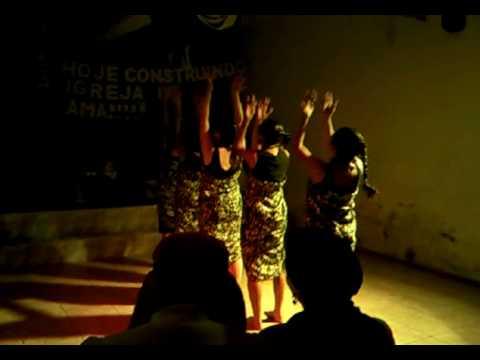 Coreografia Gospel Africana