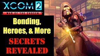 XCOM 2 War of the Chosen: New Details About Heroes, Factions, Bonding, & More