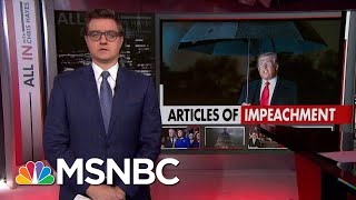 Chris Hayes: The Stakes For Trump