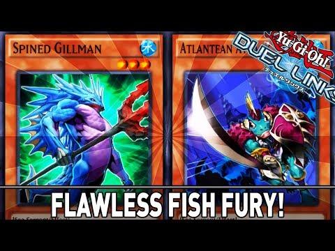 Flawless Fish Fury?! [NOT LEGENDARY OCEAN] | YuGiOh Duel Links PVP Mobile & Steam w/ ShadyPenguinn