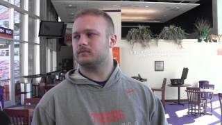 TigerNet.com - Ben Boulware previews national title - 1.5.2016