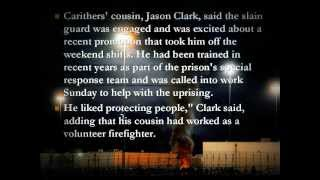 Mississippi CCA Prison Riot Part 2 - Up in Smoke