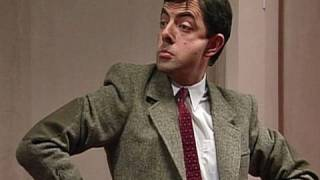 Mr. Bean Reclaims His Trousers | Funny Clip | Mr. Bean Official