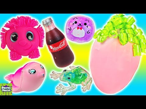 Xxx Mp4 Cutting OPEN Recycled Squishy Toys All Papa Squish Homemade Toys Doctor Squish 3gp Sex