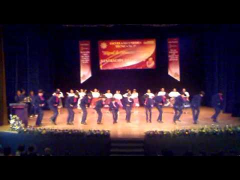 Ballet Folklórico de la Secundaria Técnica 37