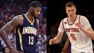 Hard to justify Knicks trading Kristaps Porzingis