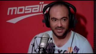 فهمي الرياحي لوليد التونسي: راني نعرف نغني..