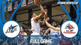 Alba Fehérvár (HUN) v BK Pardubice (CZE) - Full Game - FIBA Europe Cup 2016/17