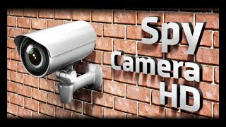 Spy Camera HD Android App