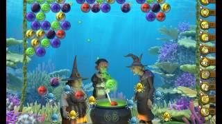 Bubble Witch Saga Level 165