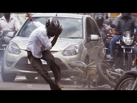 Live accident video at Tajpur samastipur bihar
