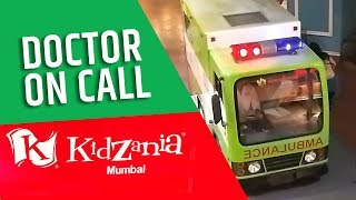 KidZania | Healthspring | Doctor on Call | R City Mall Ghatkopar | Mumbai | किडजानिया