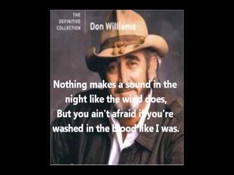 Don Williams Good Ole Boys Like Me With lyrics