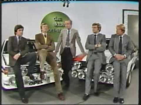 Rallye Monte Carlo 1982 TV
