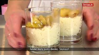 Parodė, kaip iš paprastų maisto produktų pasigaminti unikalų patiekalą