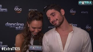 Alexis Ren Says Most Memorable Year Performance Was 'Time to Heal'