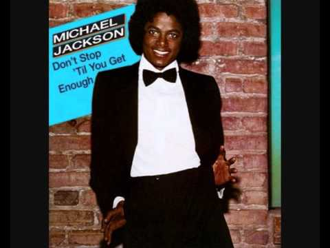 michael jackson - don't stop 'til you get enough extended version by fggk