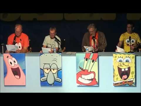 Xxx Mp4 SpongeBob Live Read Of Help Wanted Sept 7 2013 FULL EVENT 3gp Sex