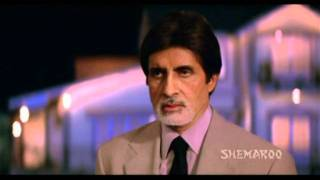 Amitabh Bachchan Most Viewed Scenes - Vijay Reveals Himself - Aankhen