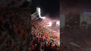 TigerNet.com - Clemson announced as 2017 National Champions