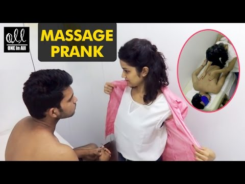 Massage Prank in India 2016 Latest Pranks in India One in All