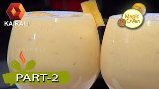 Magic Oven | Summer Health Drink - Sunshine Smoothie |13th May 2018