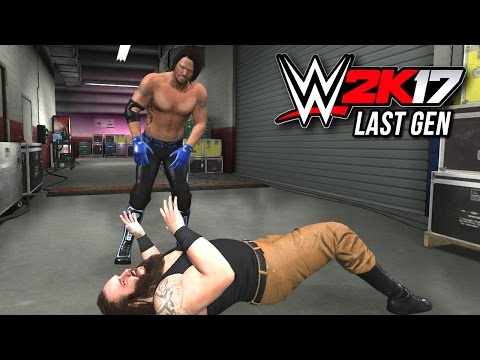 Xxx Mp4 WWE 2K17 PS3 Amp Xbox 360 Backstage Brawl Main Menu Amp New Entrances 3gp Sex