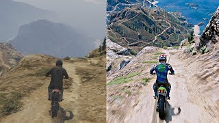 ► GTA 5 XBOX 360 VS Ultra 4K 60FPS PC Graphics | 2018 REDUX  Gameplay! Realistic Graphic ENB MOD