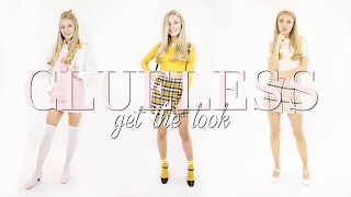 CLUELESS Cher Horowitz Inspired GET THE LOOK | Freddy My Love