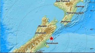 TERREMOTO EN NUEVA ZELANDA, SU CUMPLIMIENTO - PROGRAMA CARTA PARA AMERICA LATINA 17NOV16