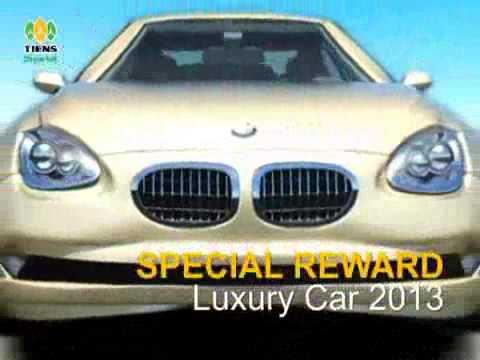 Special Reward Tiens 2013 (No.15 Luxury Car)