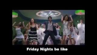 Friday nights be like - 9X Jalwa
