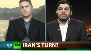CrossTalk on Revolts: Iran