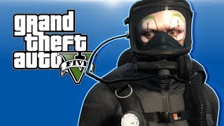 GTA 5 - THE BOG DAN PROBLEM! - (Dooms Day Heist!) Part 5!