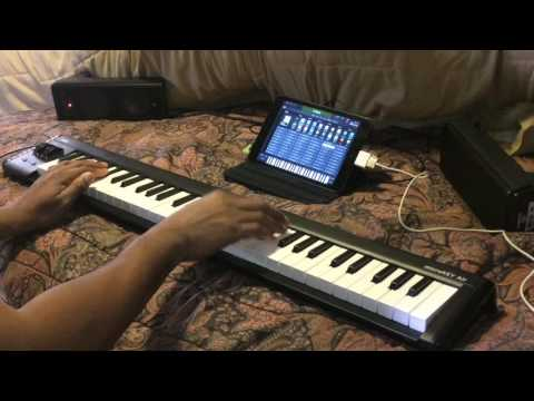 Xxx Mp4 Kris Nicholson Unboxed His New KORG MicroKEY AIR 61 His New Airline Keyboard For Travel 3gp Sex