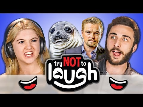 Try To Watch This Without Laughing or Grinning 57 REACT