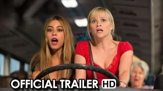 Hot Pursuit Official Trailer #1 (2015) - Reese Witherspoon, Sofía Vergara HD