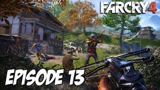 Far Cry 4 - L'aventure Exotique | Opération NINJA | Ep 13