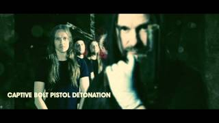 CARCASS - Captive Bolt Pistol (OFFICIAL LYRIC VIDEO)