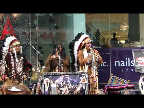 native american indian music perfomance ananau 3