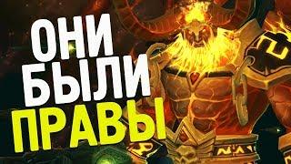 5 ЗЛОДЕЕВ WoW КОТОРЫЕ БЫЛИ ПРАВЫ | World of Warcraft