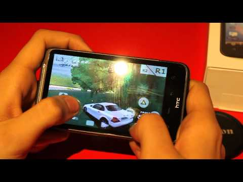 Psx4droid HTC Desire HD NFS High Stakes