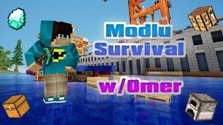 Minecraft-Modlu Survıval-Bölüm #2- Kule Fethi Ve Köylü Dedeler